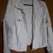 Модная джинсовая куртка пиджак ❤️