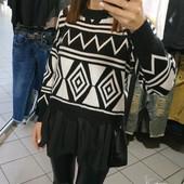 Модный мягкий свитер кофта