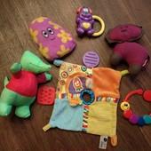 Игрушки для малютки, всё,что на фото