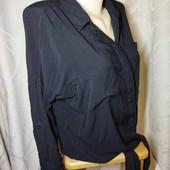 Стильная рубашка с хвостами. ткань супер