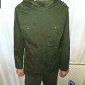 Классная куртка пиджак на высокого мужчину ПОГ 65см
