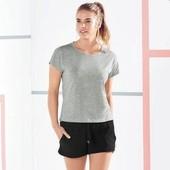 Спортивная футболка, для фитнеса, йоги, M 40-42 euro, crivit, Германия