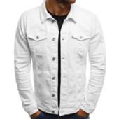 Джинсовая куртка от boohoo англия размер евро xl52/54