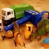 Набор игрушек для мальчика на выбор уп 20%, нп 5% скидка