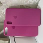 Чехол на iPhone 7+/8+ и чехол на iPhone XS Max