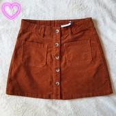 ♡ Вельветовая юбка 176 р (S) от C&A