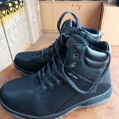 нові черевики зима 41 р 26,5 см / інші моделі в моїх лотах !
