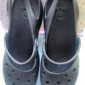 Crocs, оригінал w 6.