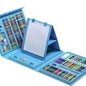 Набор для творчества/рисования 176предметов(!!!) цвет на выбор!