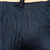 Очень большие штаны для дома или спорта, 80%хлопок, Пот60