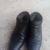 Польське шкіряне взуття