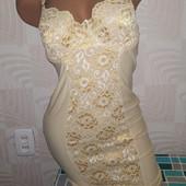 Чудове коригувальне плаття (утяжка) від M&S 75D Багато активних лотів. Запрошую!!