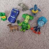 Всі іграшки одним лотом 7 шт