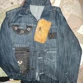 Джинсовая куртка. Новая