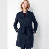 ☘ Стильне вовняне пальто в стилі casual, Tchibo (Німеччина), розмір наш: 44-46 (38 євро)