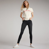 ☘ Якісні джинси облягаючого крою Tchibo, р.: 48-50 (M евро)