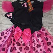 Pink Cat Halloween на 1-2года Германия