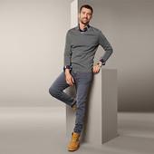 ⚙ Якісний м'який светр-пуловер, Tchibo (Німеччина), р .: 56-58 (XL евро)