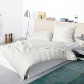 Двустороннее постельное бельё от Tcm Tchibo, Германия, п-160*205, н-65*100 см