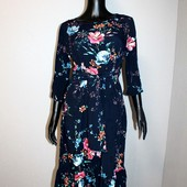 Качество! Очень красивое натуральное платье от британского бренда Isabella Olive, новое состояние