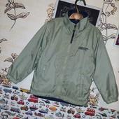 ❤Двухсторонняя курточка на флисе от Benetton.На 2-3 года.