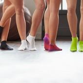 ☘ Лот 5 пар, розмір 35-38 ☘ Шкарпетки функціональні для бігу, Tchibo (Німеччина)