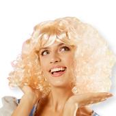 Карнавальный парик Lidl Нюанс