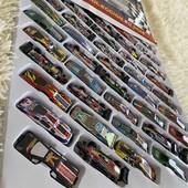 Огромный Набор моделек металические 50 штук в коробке