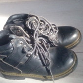 Ботинки размер 30 кожа