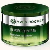 Дневной крем норм/комб кожа детокс и восстановление ив роше 50 мл elixir jeunesse yves rocher