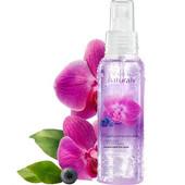 Освежающий лосьон-спрей для тела Пленительная орхидея и голубика эйвон Avon Naturals