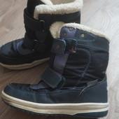 Ботинки Pepperts Uk13 Eu31(подошва 22см, на ножку 20,5-21см, стелька не сьемная)