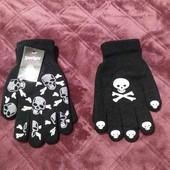 Новые перчатки на осень мальчику. Смотрите замеры
