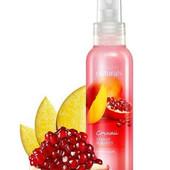 Освежающий лосьон-спрей для тела Сочный гранат и манго Avon Naturals эйвон 100 мл