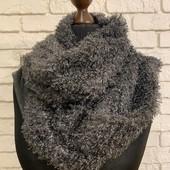 Теплый женский шарф. 6 цветов