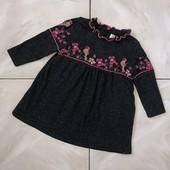 Стоп! ❤ Фирменное искрящееся платье на малышку,до года❤Собирайте лоты