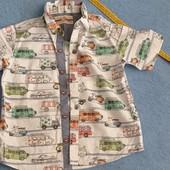 Рубашка от Next на 2-3 года