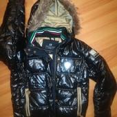 куртка подросток.холодная осень весна 164рост