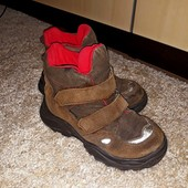 Термо ботиночки на мальчика