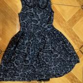 Фирменное платье Некст next 8-9