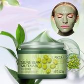 Грязевая маска с экстрактом бобов мунг Laikou Mung bean mud mask Оригинал