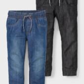 ♥- C&A Palomino джинсы на флисе.синие с набора р.140-♥