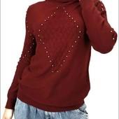Великолепный женский свитерок см.описание