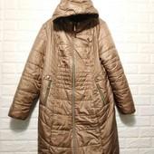 Куртка-пальто деми  elegance р.56
