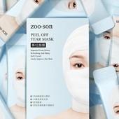 Очищающая маска пленка Zoo:Son Nicotinamide Peal of Mask 4 ml (в лоте 10 штук)